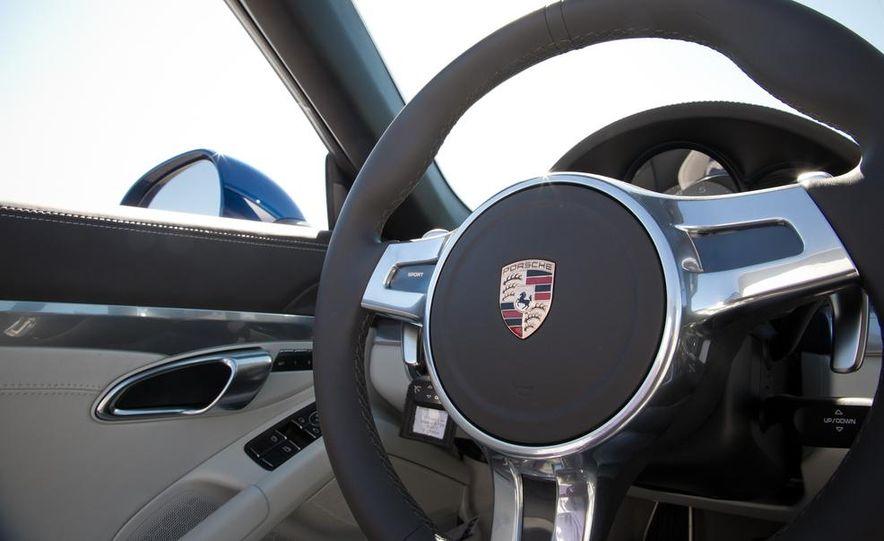 2013 Porsche Boxster S - Slide 42