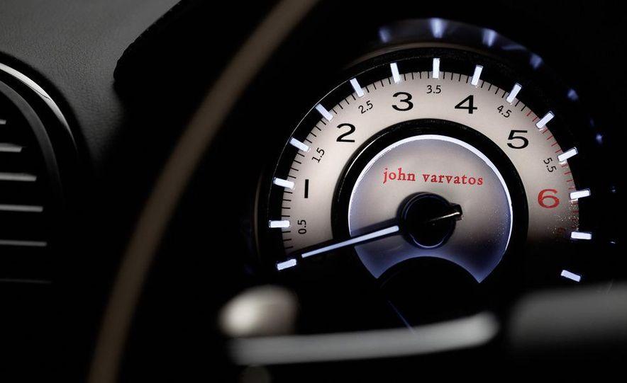 2013 Chrysler 300C John Varvatos Limited Edition - Slide 18