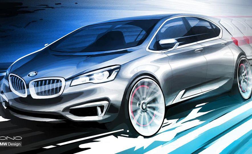 BMW Concept Active Tourer eDrive - Slide 38