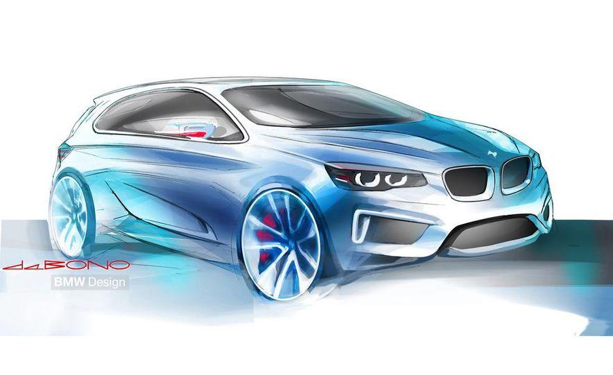 BMW Concept Active Tourer eDrive - Slide 40