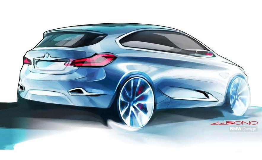 BMW Concept Active Tourer eDrive - Slide 41