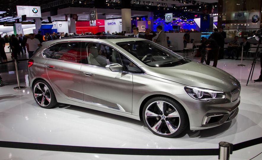 BMW Concept Active Tourer eDrive - Slide 2