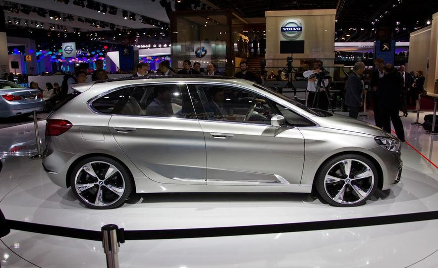 BMW Concept Active Tourer eDrive - Slide 3