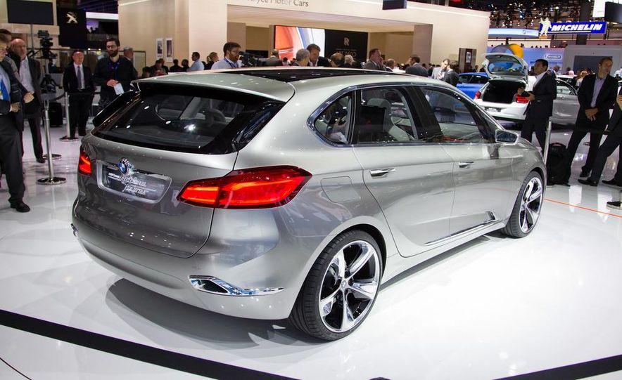 BMW Concept Active Tourer eDrive - Slide 4