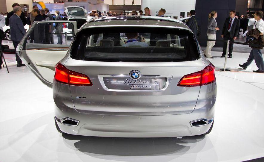 BMW Concept Active Tourer eDrive - Slide 5