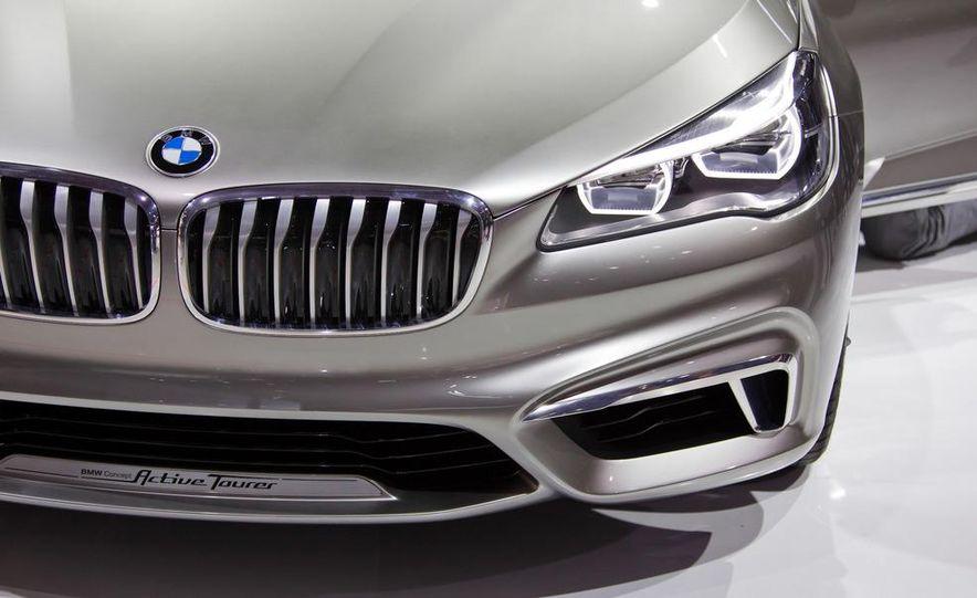 BMW Concept Active Tourer eDrive - Slide 7
