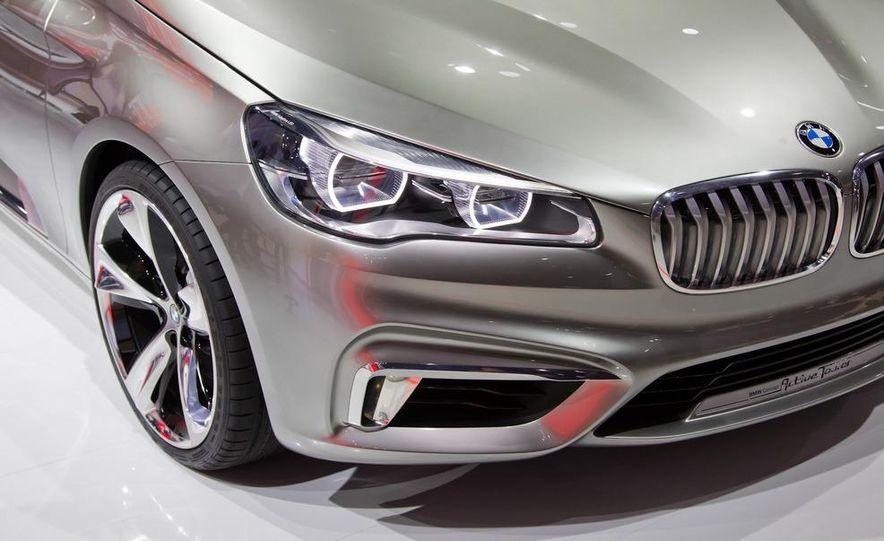 BMW Concept Active Tourer eDrive - Slide 8