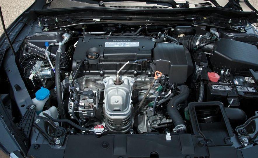 2013 Honda Accord Sport sedan - Slide 29
