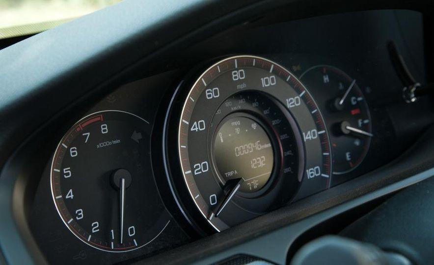 2013 Honda Accord Sport sedan - Slide 23