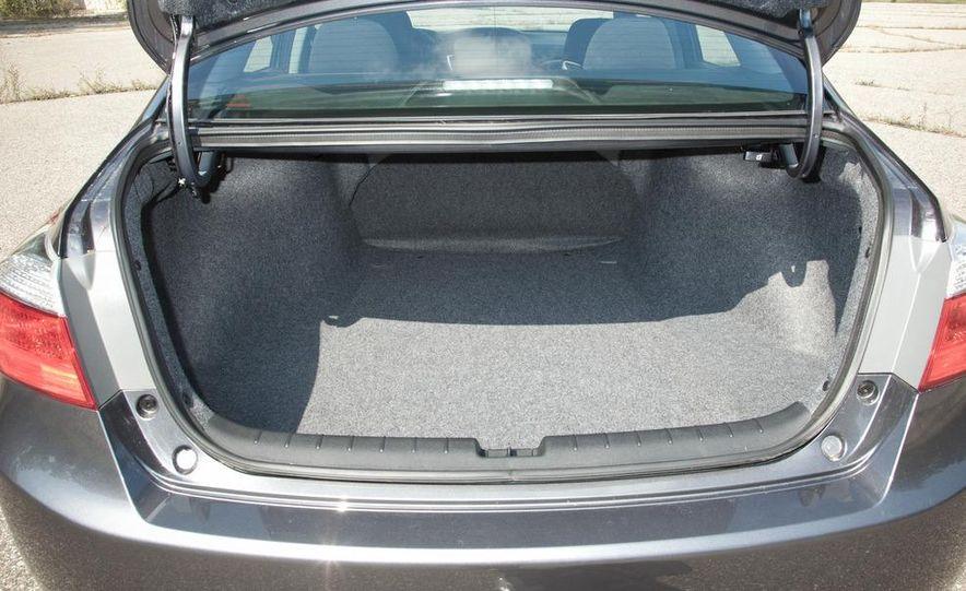 2013 Honda Accord Sport sedan - Slide 26
