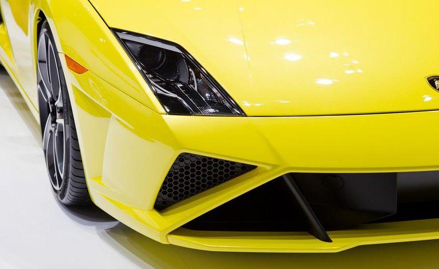 2013 Lamborghini Gallardo LP 560-4 coupe - Slide 17