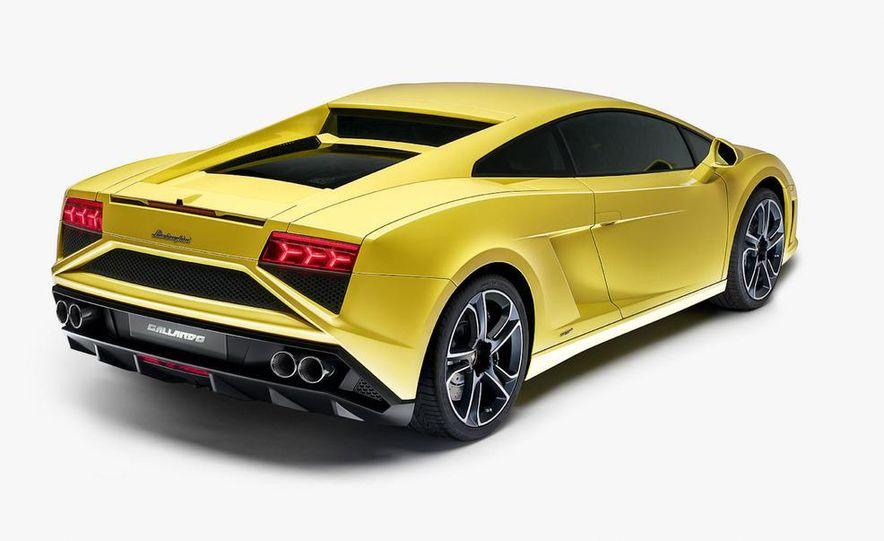 2013 Lamborghini Gallardo LP 560-4 coupe - Slide 23