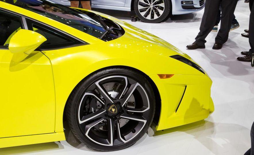 2013 Lamborghini Gallardo LP 560-4 coupe - Slide 20