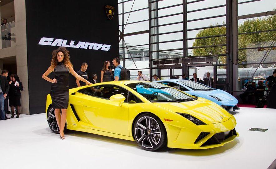 2013 Lamborghini Gallardo LP 560-4 coupe - Slide 1