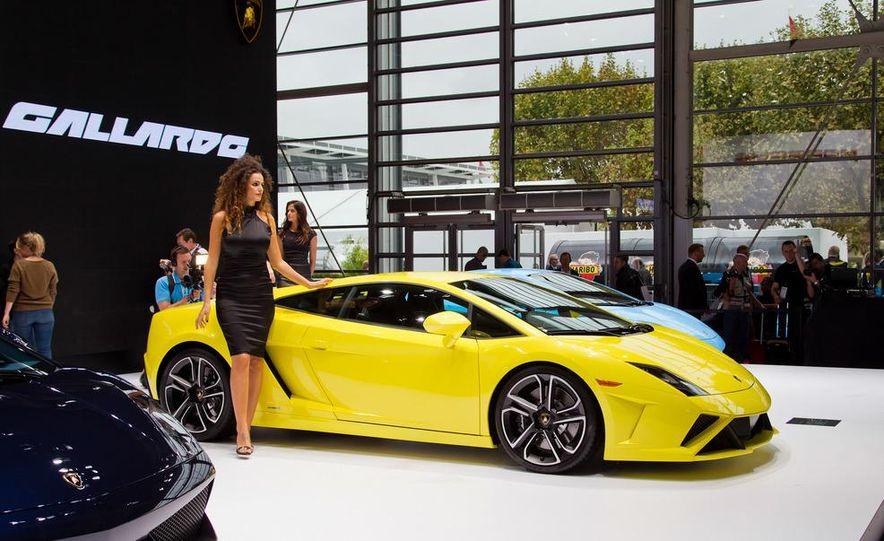 2013 Lamborghini Gallardo LP 560-4 coupe - Slide 2