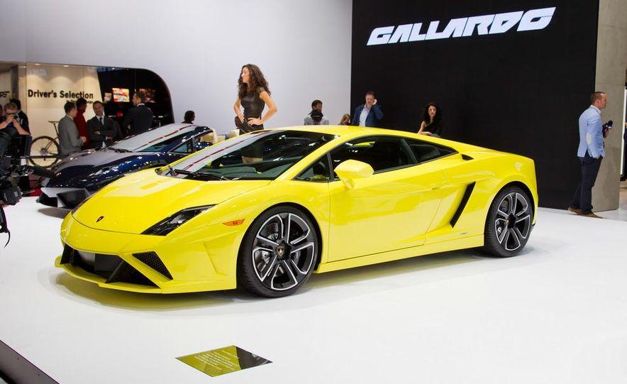 2013 Lamborghini Gallardo LP 560-4 coupe - Slide 3