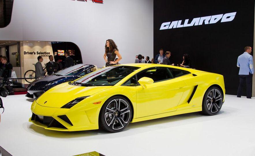 2013 Lamborghini Gallardo LP 560-4 coupe - Slide 4