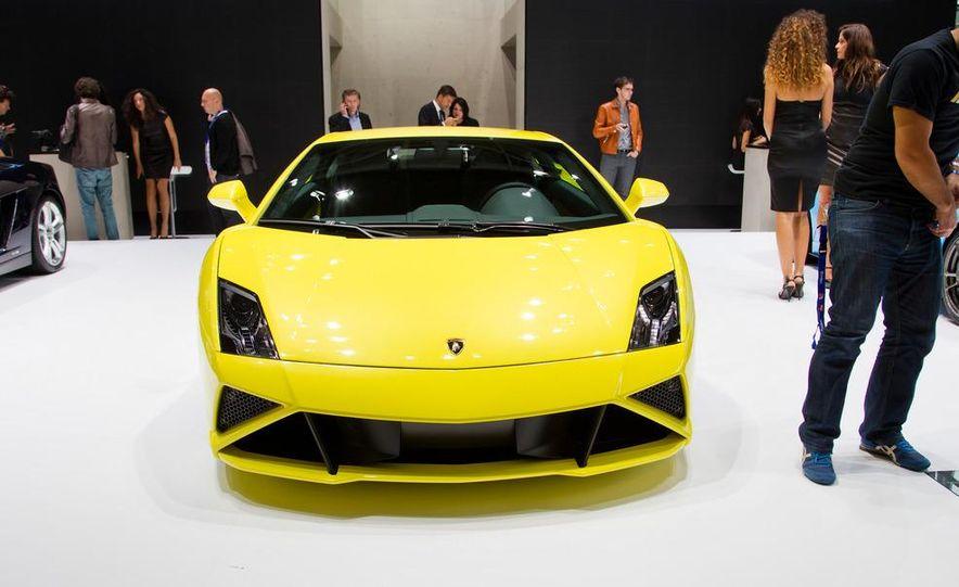 2013 Lamborghini Gallardo LP 560-4 coupe - Slide 6
