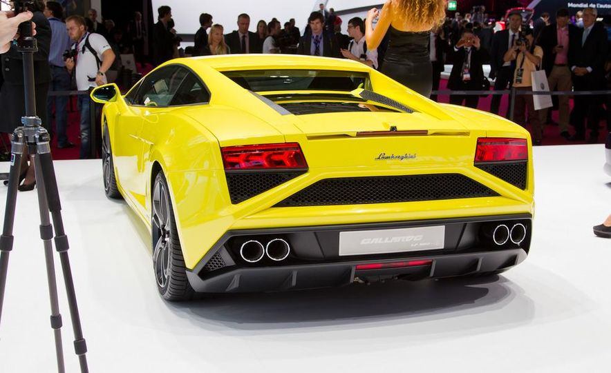2013 Lamborghini Gallardo LP 560-4 coupe - Slide 9