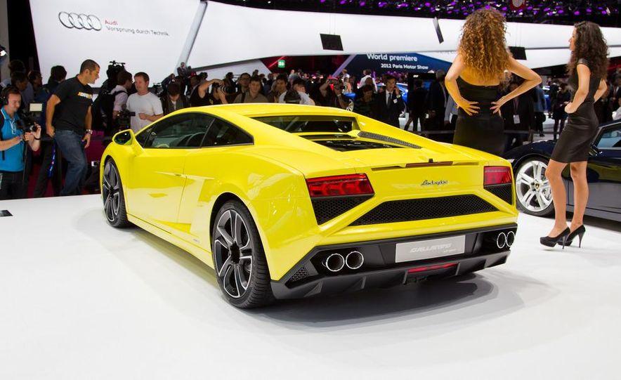 2013 Lamborghini Gallardo LP 560-4 coupe - Slide 10