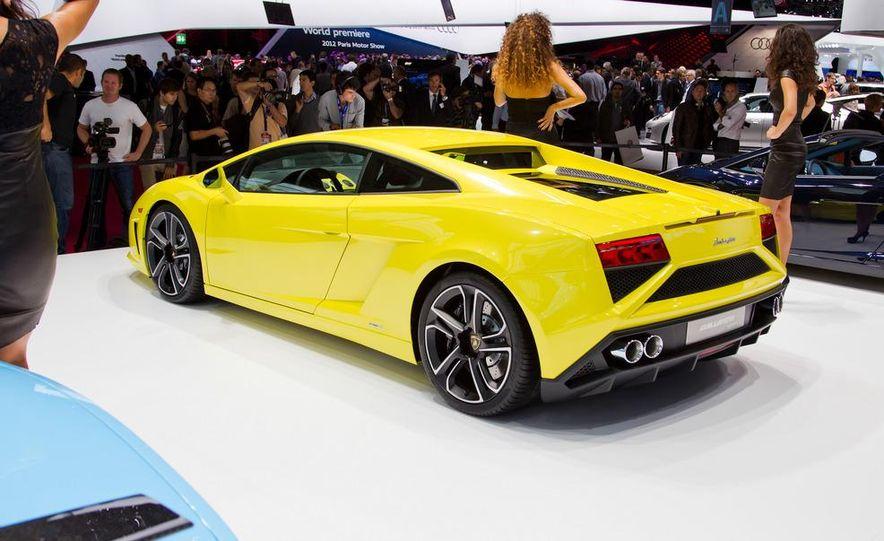2013 Lamborghini Gallardo LP 560-4 coupe - Slide 11