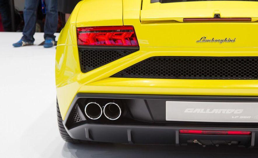 2013 Lamborghini Gallardo LP 560-4 coupe - Slide 15
