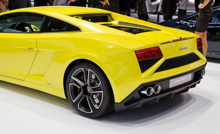 2013 Lamborghini Gallardo LP 560-4 coupe - Slide 16