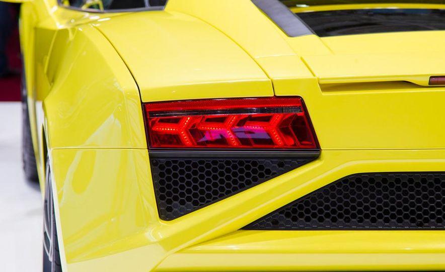 2013 Lamborghini Gallardo LP 560-4 coupe - Slide 18