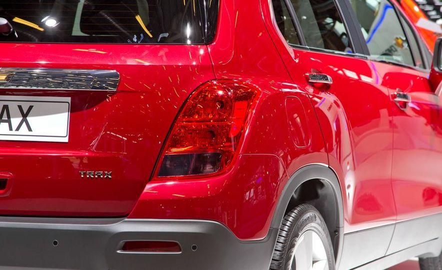 2013 Chevrolet Trax - Slide 20