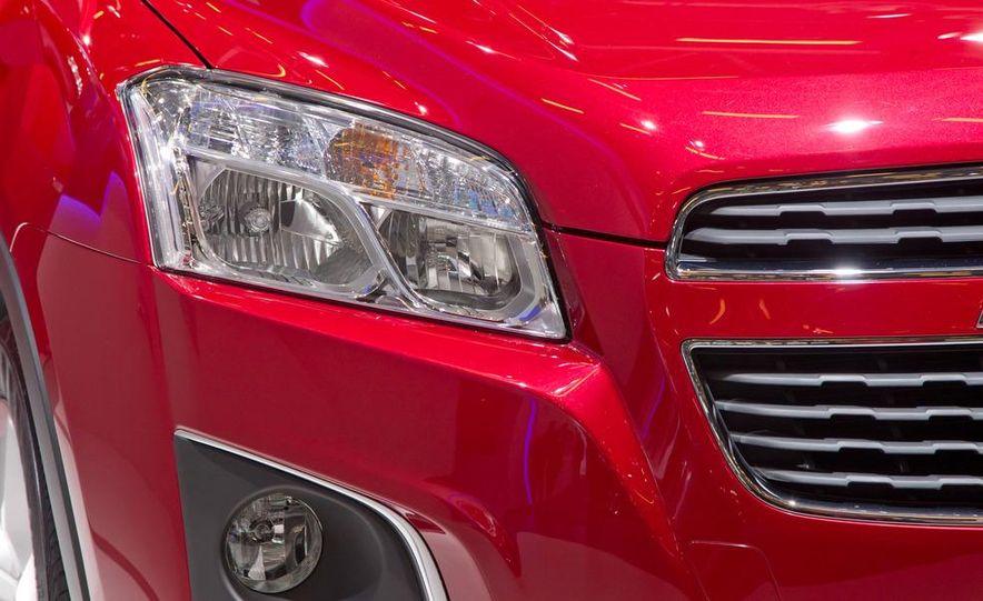 2013 Chevrolet Trax - Slide 17