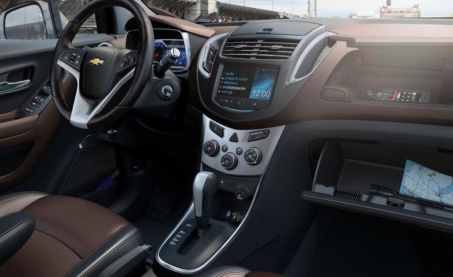 2013 Chevrolet Trax - Slide 33