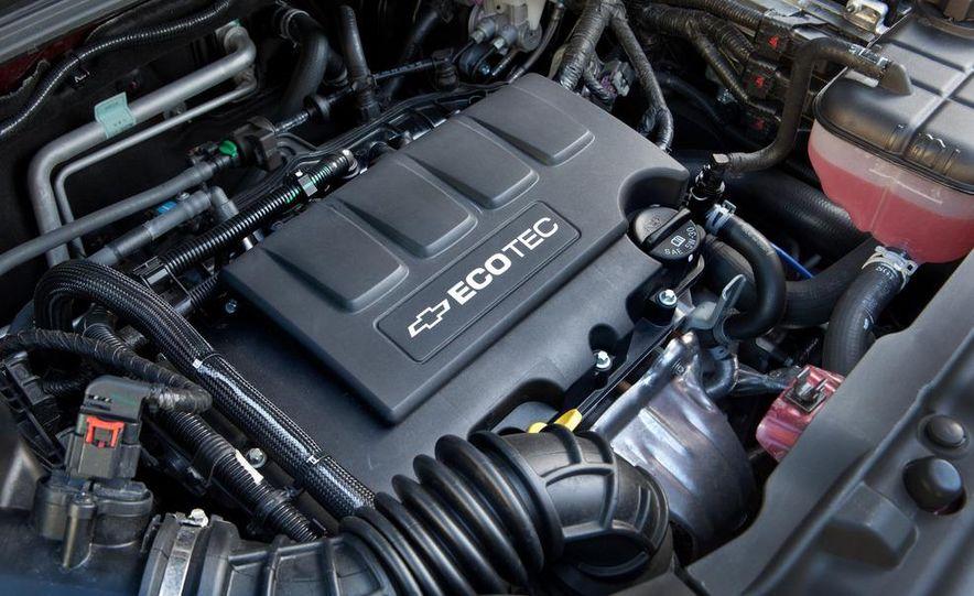 2013 Chevrolet Trax - Slide 39