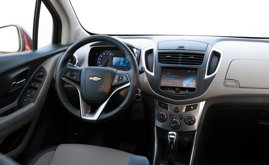 2013 Chevrolet Trax - Slide 38