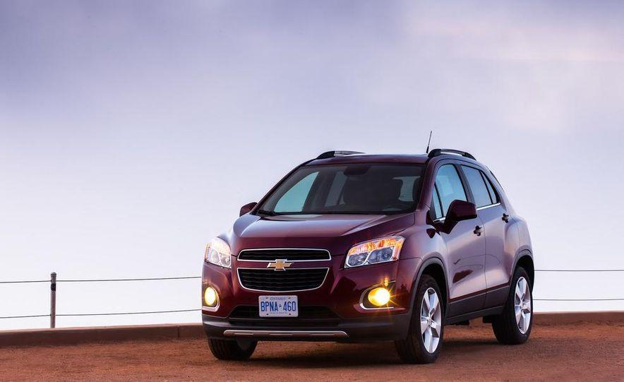 2013 Chevrolet Trax - Slide 30