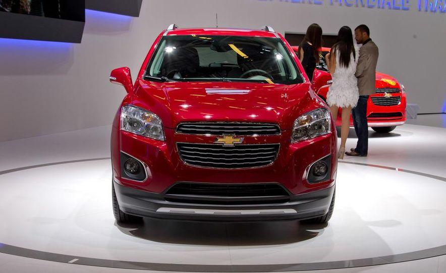 2013 Chevrolet Trax - Slide 4