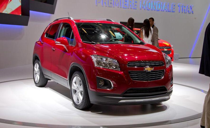 2013 Chevrolet Trax - Slide 5