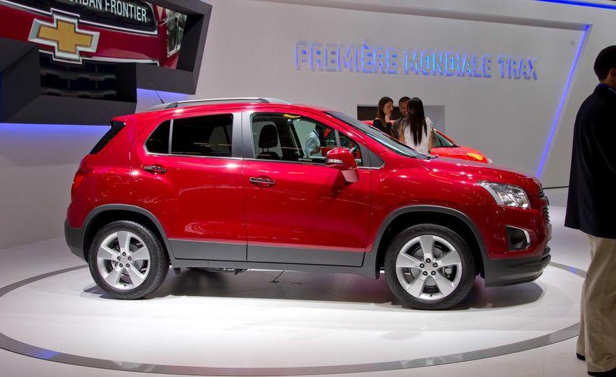 2013 Chevrolet Trax - Slide 6
