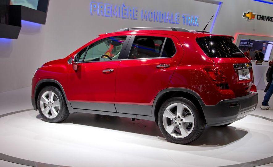2013 Chevrolet Trax - Slide 9