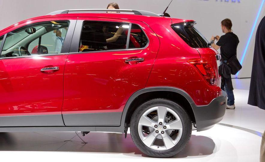 2013 Chevrolet Trax - Slide 14
