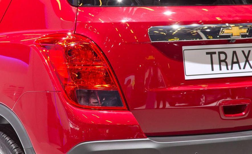 2013 Chevrolet Trax - Slide 19
