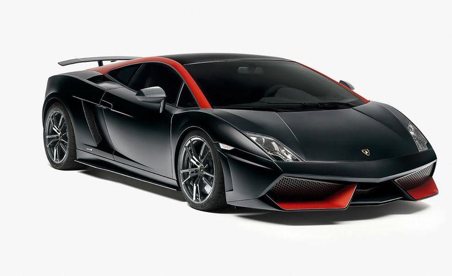 2013 Lamborghini Gallardo LP570-4 Superleggera Edizione Tecnica - Slide 12