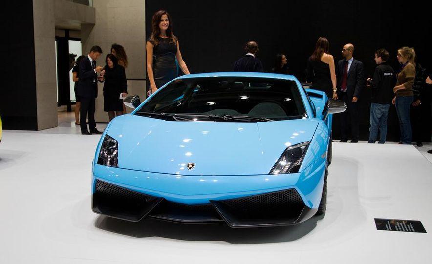 2013 Lamborghini Gallardo LP570-4 Superleggera Edizione Tecnica - Slide 3