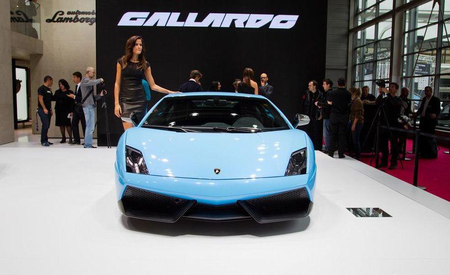 2013 Lamborghini Gallardo LP570-4 Superleggera Edizione Tecnica - Slide 4