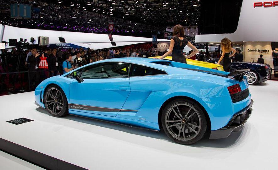 2013 Lamborghini Gallardo LP570-4 Superleggera Edizione Tecnica - Slide 5