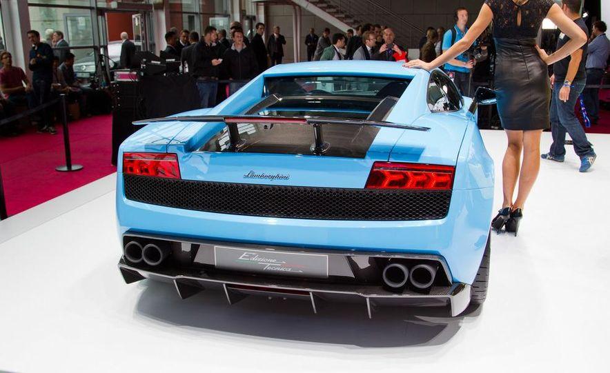 2013 Lamborghini Gallardo LP570-4 Superleggera Edizione Tecnica - Slide 7