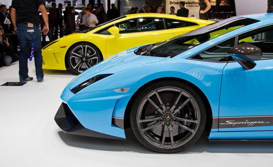 2013 Lamborghini Gallardo LP570-4 Superleggera Edizione Tecnica - Slide 9
