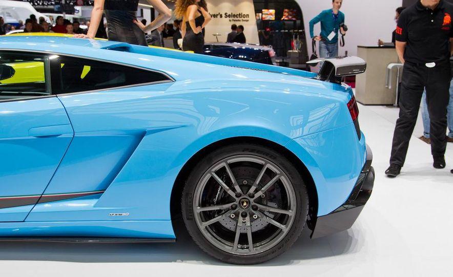 2013 Lamborghini Gallardo LP570-4 Superleggera Edizione Tecnica - Slide 10