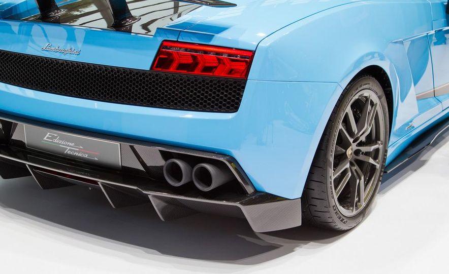 2013 Lamborghini Gallardo LP570-4 Superleggera Edizione Tecnica - Slide 11