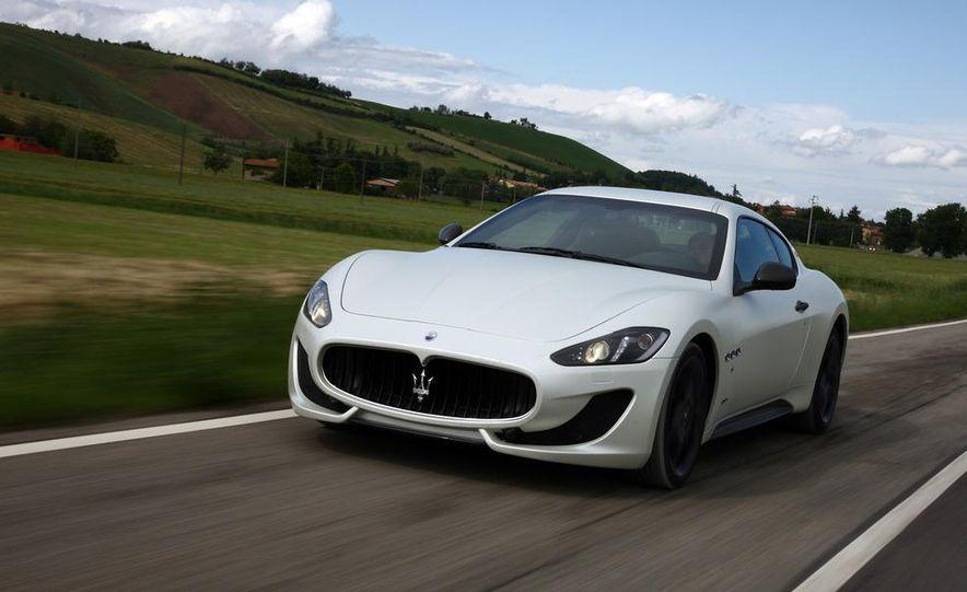 2013 Maserati GranTurismo Sport - Slide 43