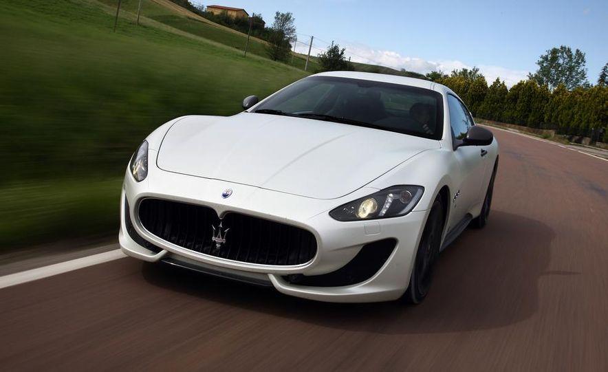 2013 Maserati GranTurismo Sport - Slide 44